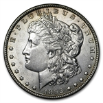 1892-O Morgan Dollar - Almost Uncirculated-58